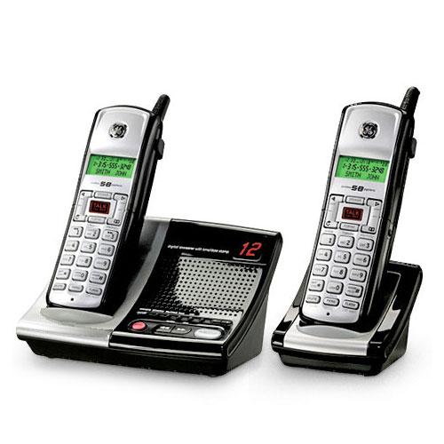 ge phones cordless 3 handset