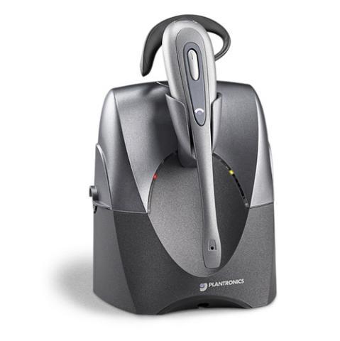Plantronics Cs55 1 9ghz Wireless Headset System